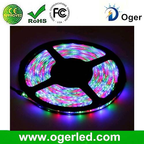 Epoxy Potted Waterproof LED Strip Flexmond