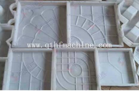 plastic paver mould,curbstone mould