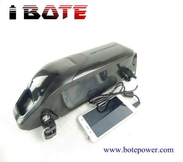Ebike battery Lithium ion Battery 18650 Cells Electric Bike Battery 48V 12Ah 800W Lithium Battery Pa