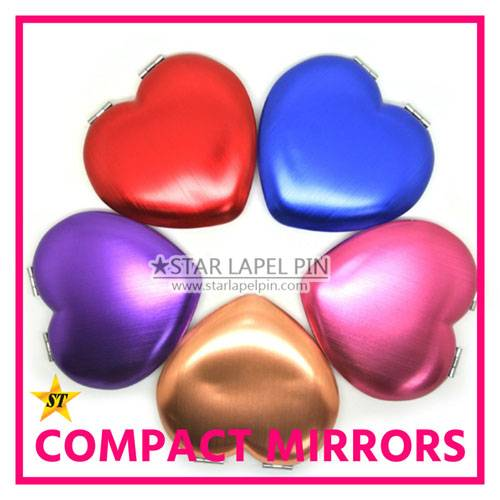 Best Promotinal Personal Care Round Pocket Make Up Mirror