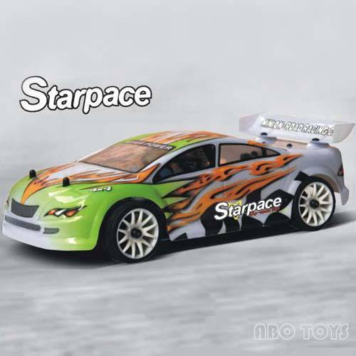 1:16th Scale 4WD Nitro On Road Touring Car