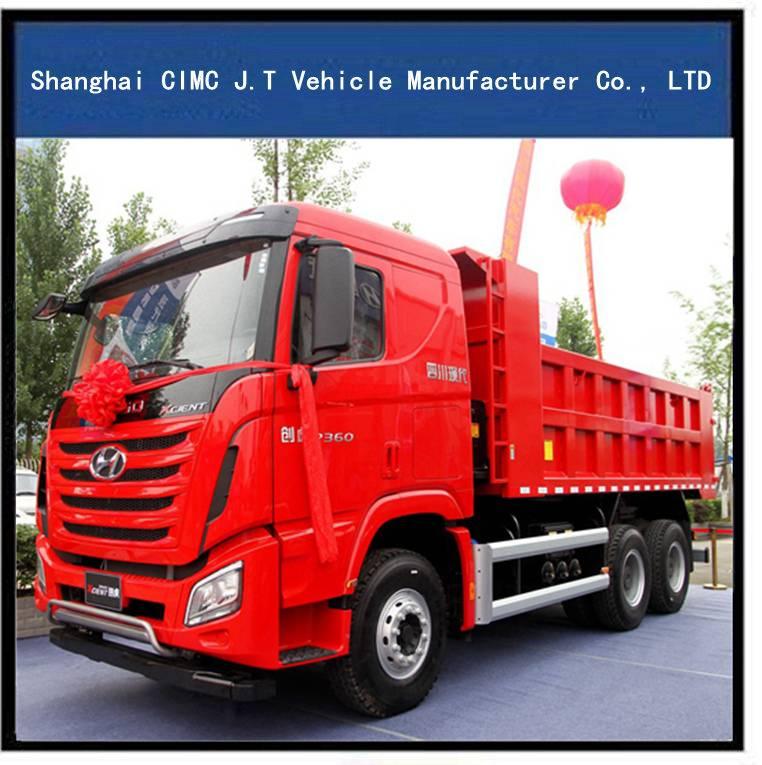 Hyundai Dump Truck 6X4