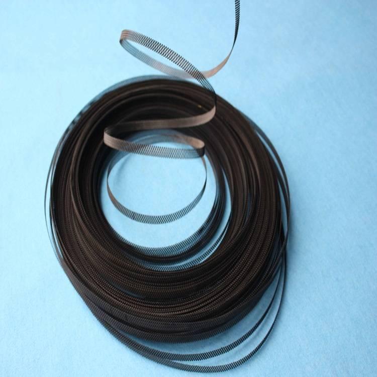 titanium mesh ribbon mmo anode