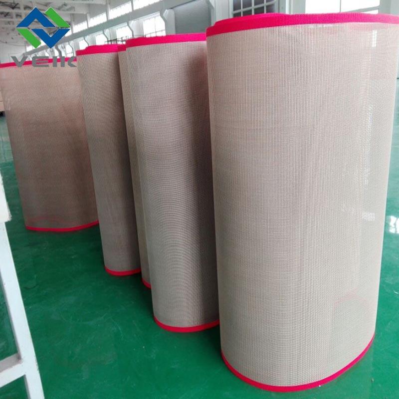 PTFE coated kevlar belt