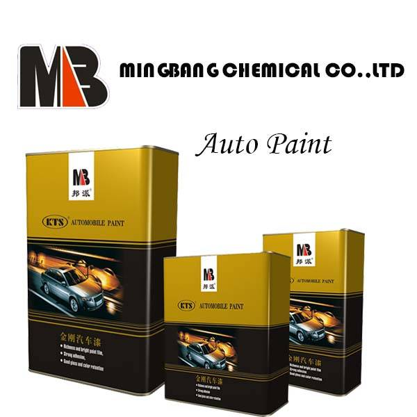 2k high gloss clear coat car paint