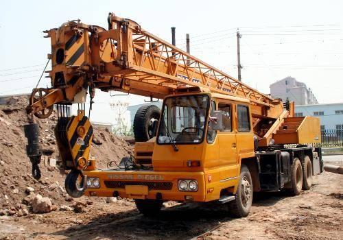 truck crane