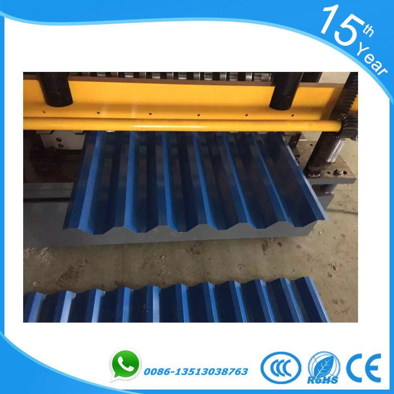 750 Roofing Sheet Forming Machine