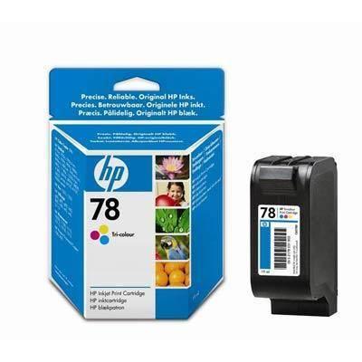 HP Inkjet Cartridge C6578AE