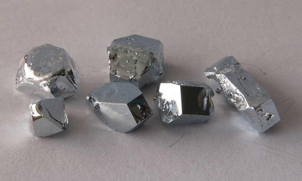 High Purity Gallium 5N 6N 7N at Western Minmetals (SC) Corporation