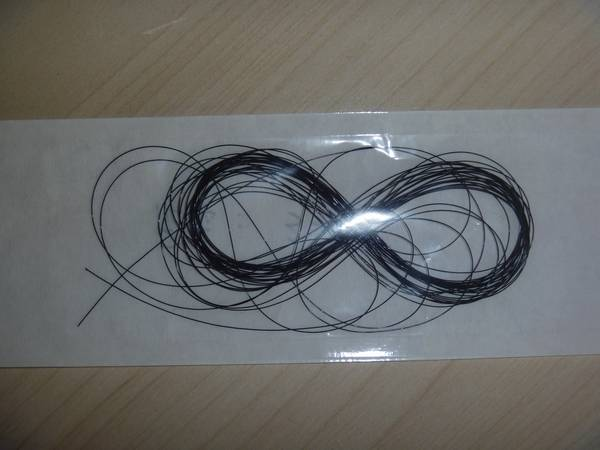High Quality Nylon USP3/0 Suture Thread