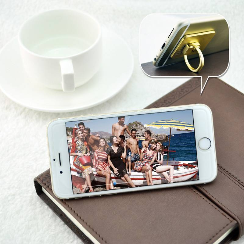 Hot sale high quality Zinc alloy material  mobile phone ring holder
