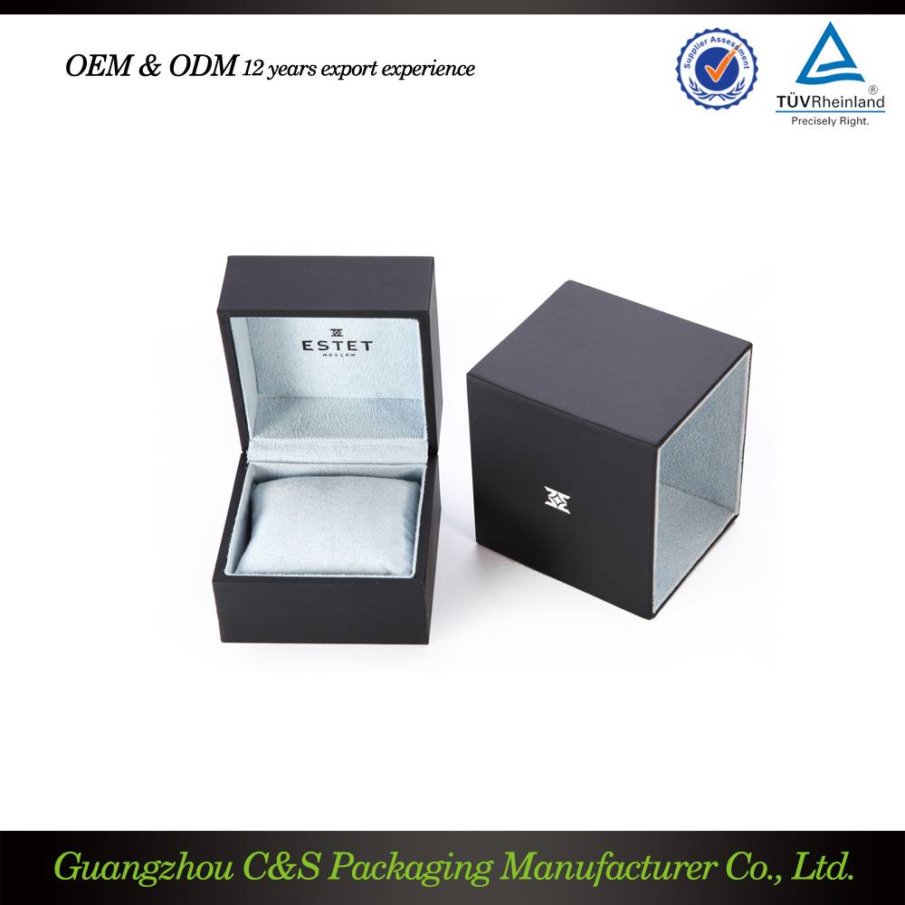 2015 Hot Sales High-End Handmade Elegant And High-End Leather Watch Box