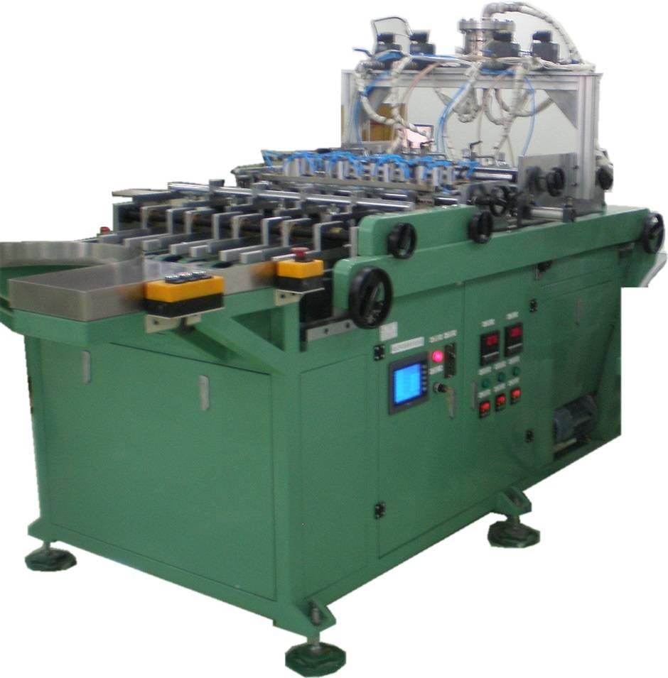 Four Linkage Type Coating Machine