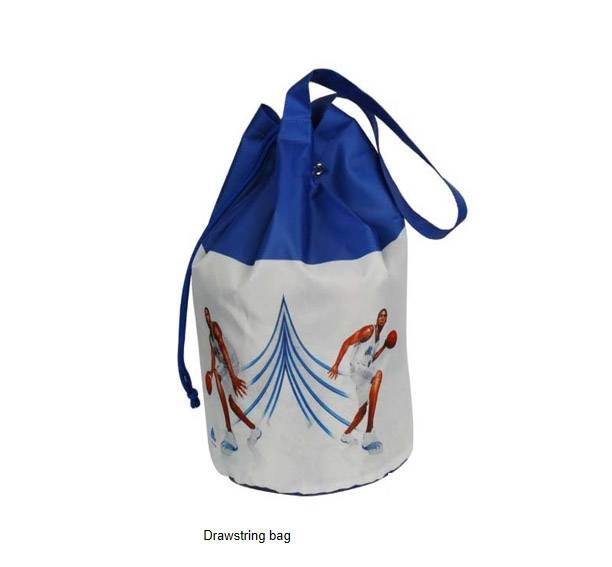 RT Canvas drawstring bag- 1 drawstring bag