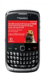 Blackberry 9300 Curve 3G Vodafone PAYG Mobile Phone