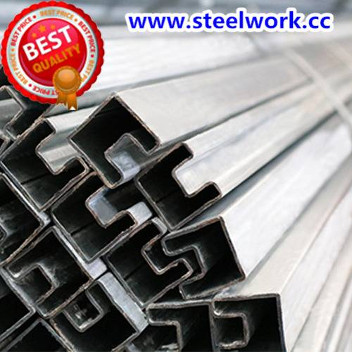 ERW Welded Special Section Steel Tube & Pipe (T-07)