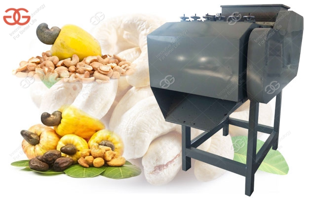 High Quality Cashew Nut Shelling Machine With Factory price