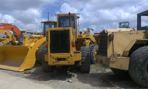 Caterpillar Wheel Loader 936E