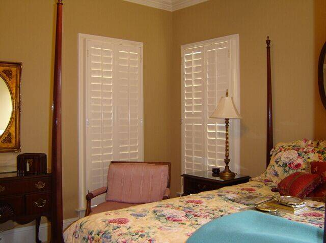 China Economic and Environmental Wooden Plantation Shutters