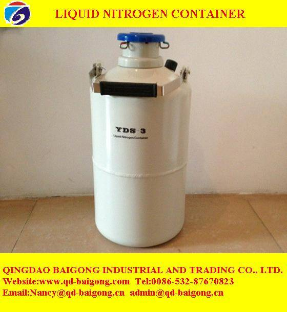 made in chinia liquid nitrogen container