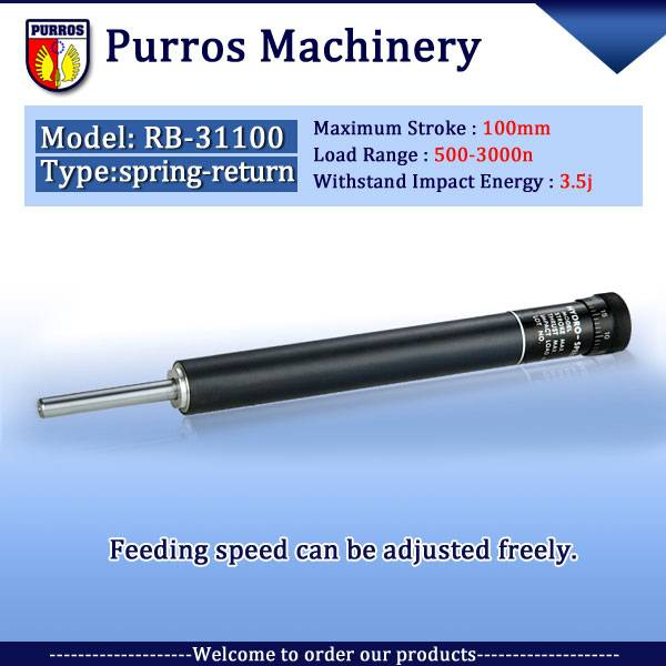 RB-31100 PURROS Hydraulic Speed Control Trader