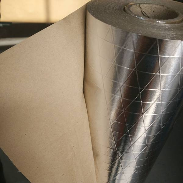 foil reinforced kraft paper
