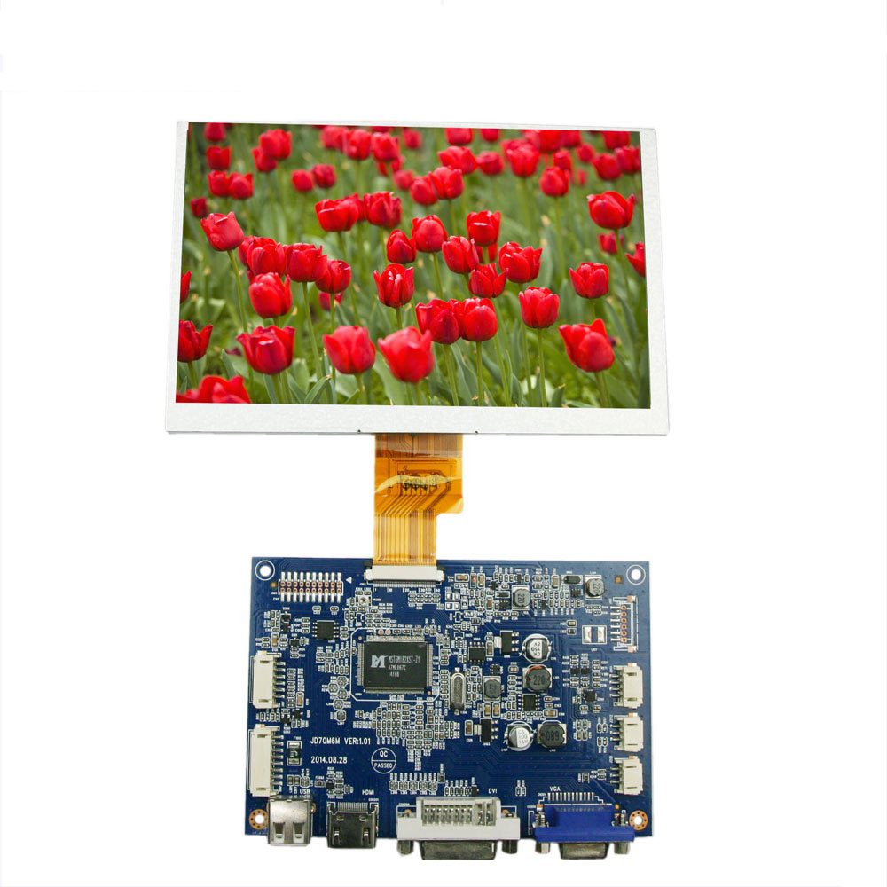 7 inch tft lcd touch screen display module