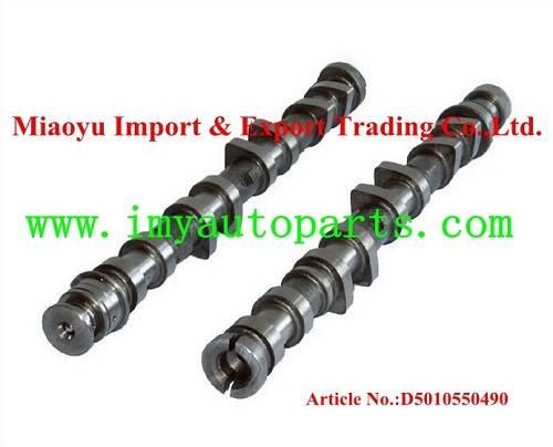 Dongfeng OEM Parts Camshaft   D5010550490