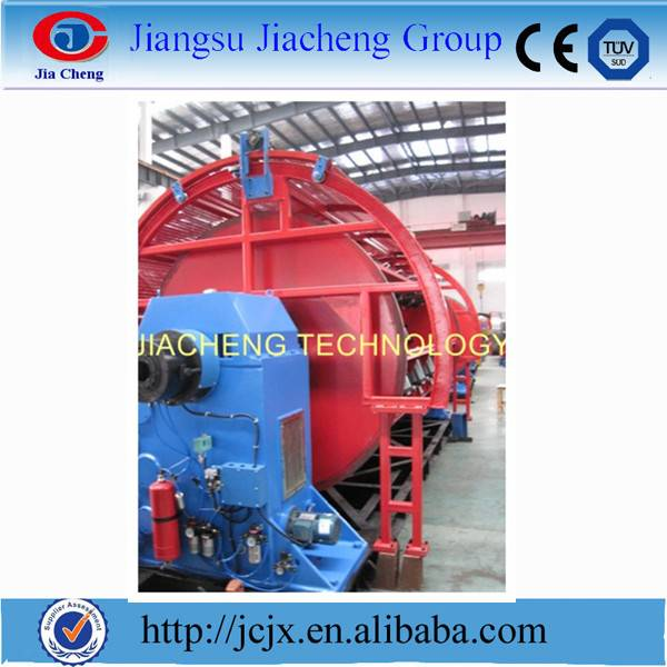 Steel Core Aluminum Stranding Machine