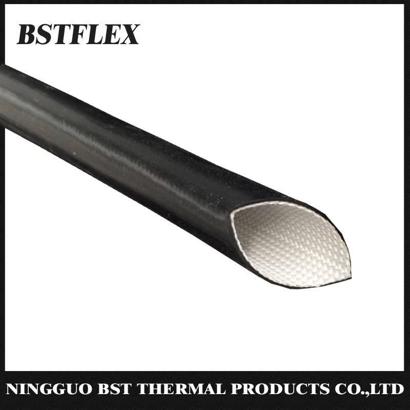 BST-FGS-ESC Silicone Extruded fiberglass sleeve