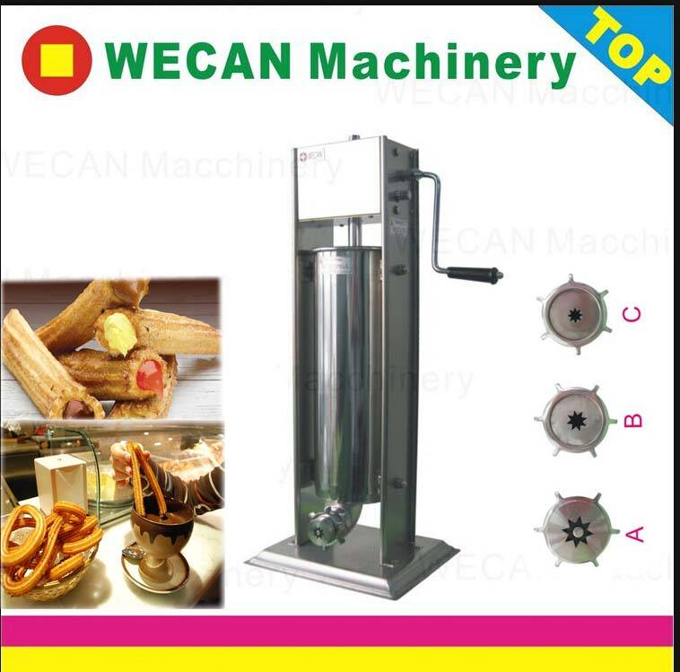 spanish churros maker machine/maquinas para hacer churros/macchina per fare churros/maquina de churr