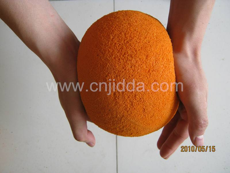 DN125 Soft/Medium/Harden Concrete Pump Cleaning Sponge Ball