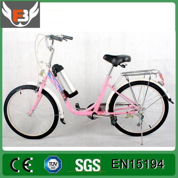 2016 New 24 Inch Brushless Electric Bicycle From China Electric Mono Bike