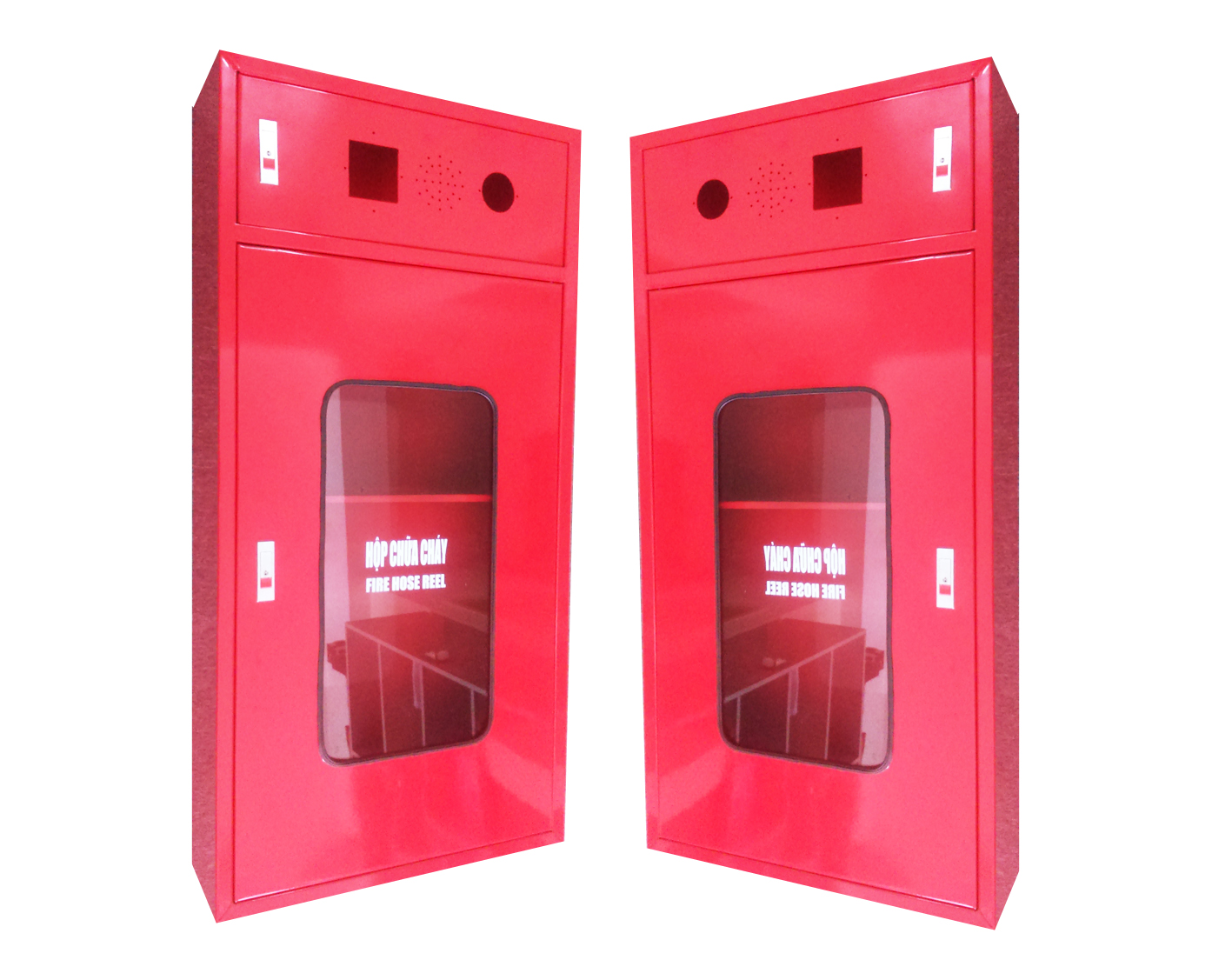 MANUFACTURE OF FIRE HOSE CABINET, FIRE FIGHTING EQUIPMENT, FIRE FIGHTING CABINET