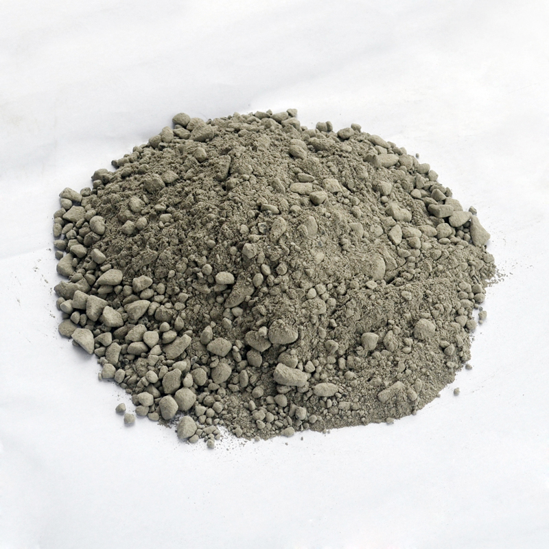 High strength high alumina refractory castable for circulating fluidized bed boiler