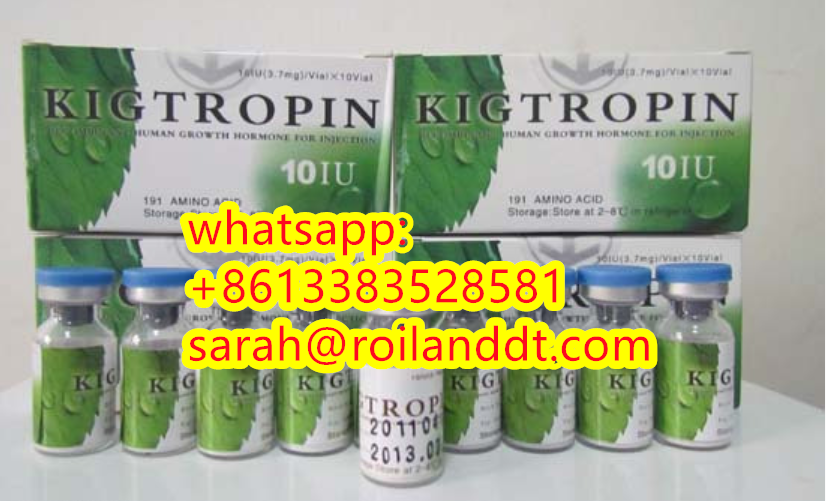Safe delivery Fat Loss Increased Bone Density Kigtropin HGH CAS 12629-01-5 whatsapp+8613383528581