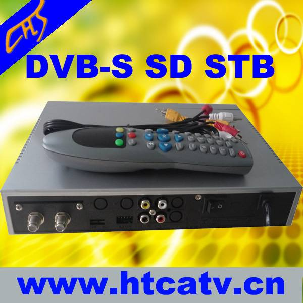 DVB-S SD SET TOP BOX