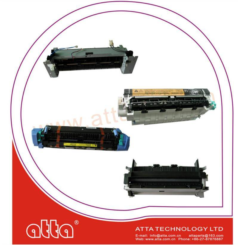 Fuser assembly printer and copier