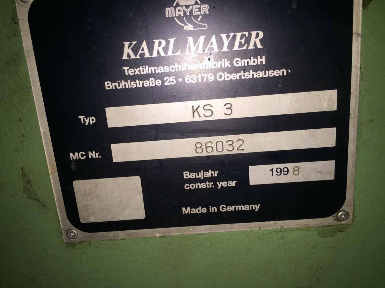 karl mayer warp knitting machineks2 ks3