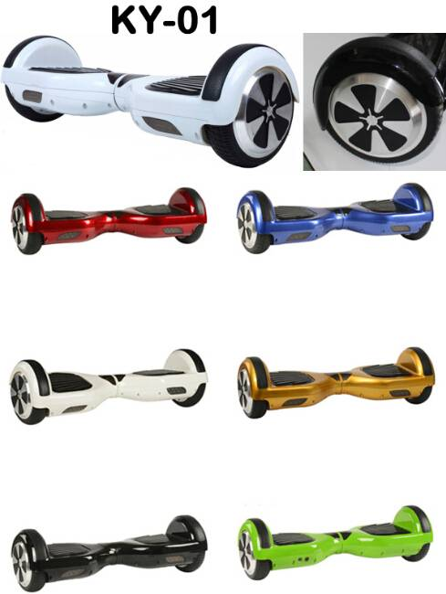TWO WHEELS SELF-BALANCING ELECTRIC SCOOTER KY-01