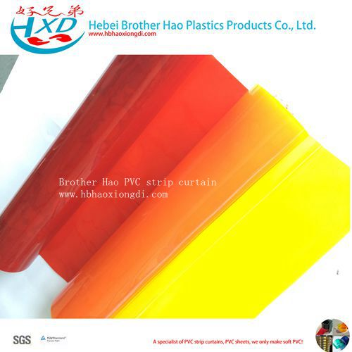 Food Grade Flexible Transparent PVC Vinyl Plastic Sheets