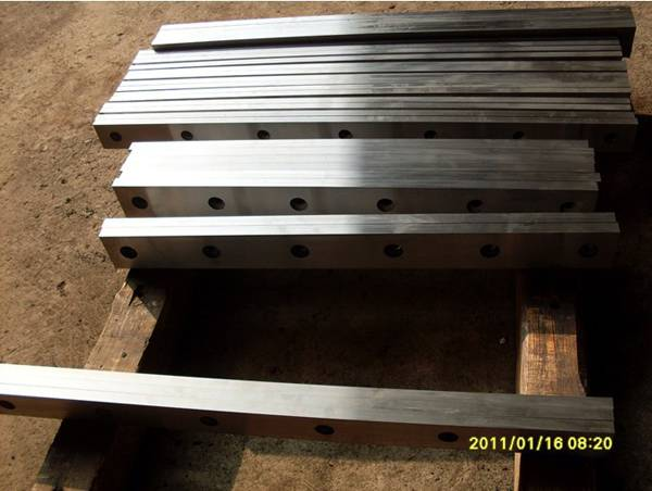 shearing machine blade