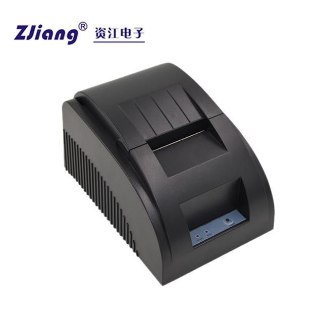 Android Driver Pos Receipt Bluetooth Printer ZJ-5890D-LL Mobile Bluetooth Printer