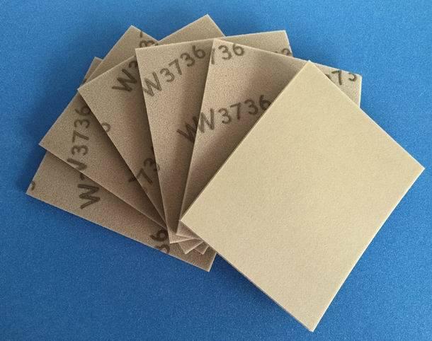 Sanding paper SSW37B-G P-360