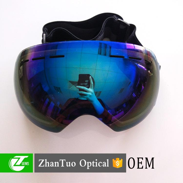 Custom winter sport snowboard goggles ski mountain skiing goggles ski glasses