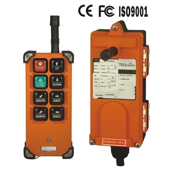 TOP quanlity FCC CE winch wireless remote control 12v 24v F21-E1B wireless remote control relay swit