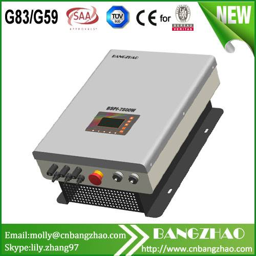 Solar Borehole Controller for 3 Phase DC Power Driving