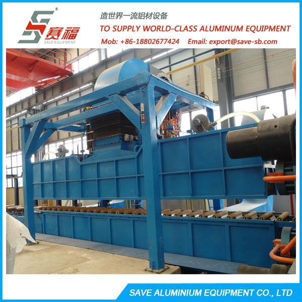 aluminium extrusion air quench