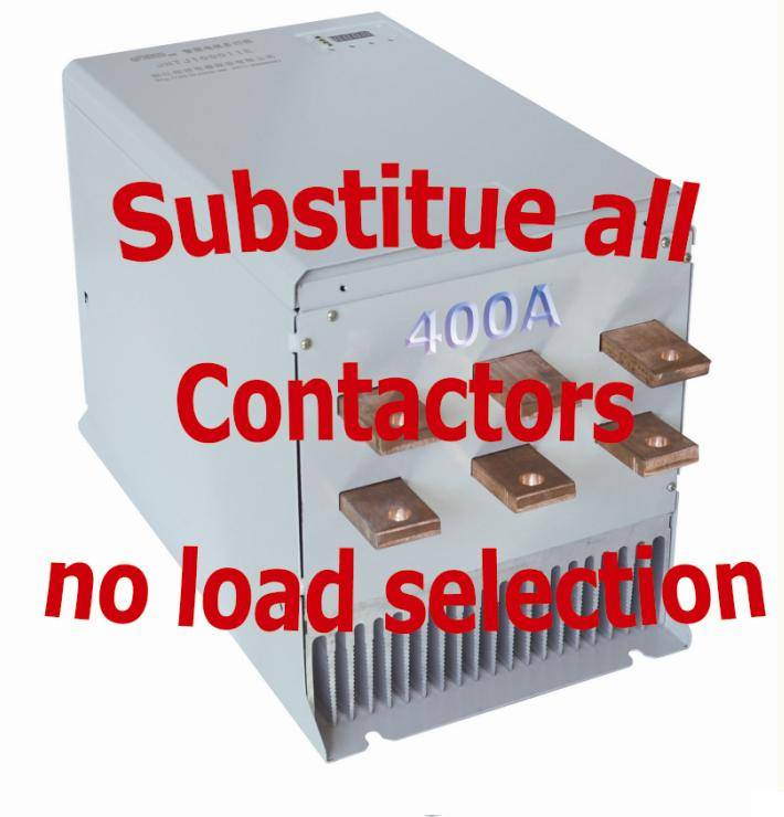 new types of ac contactor 380V for 160KW motor