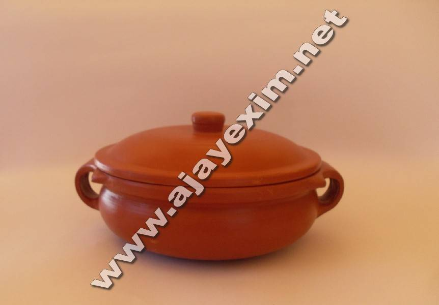 Clay Casserole Pot